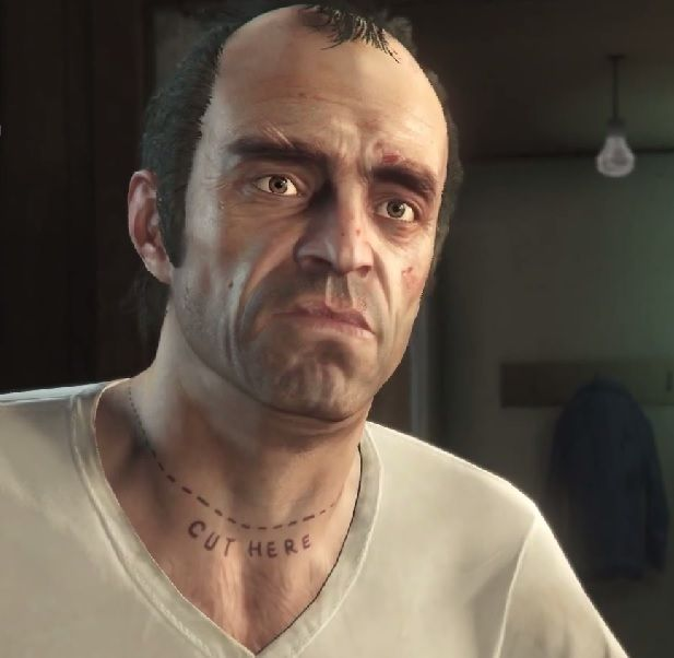 Trevor Philips - GTA Wiki, the Grand Theft Auto Wiki - GTA IV, San Andreas, Vice City, cars, vehicles, cheats and more