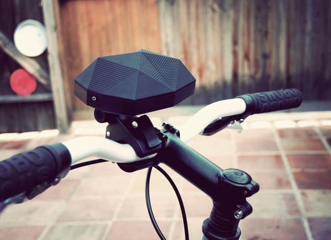 Turtle Shell: Rugged Wireless Boombox