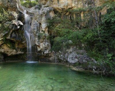 La capçalera del riu Siurana, al Baix Camp. #sortirambnens #salirconniños