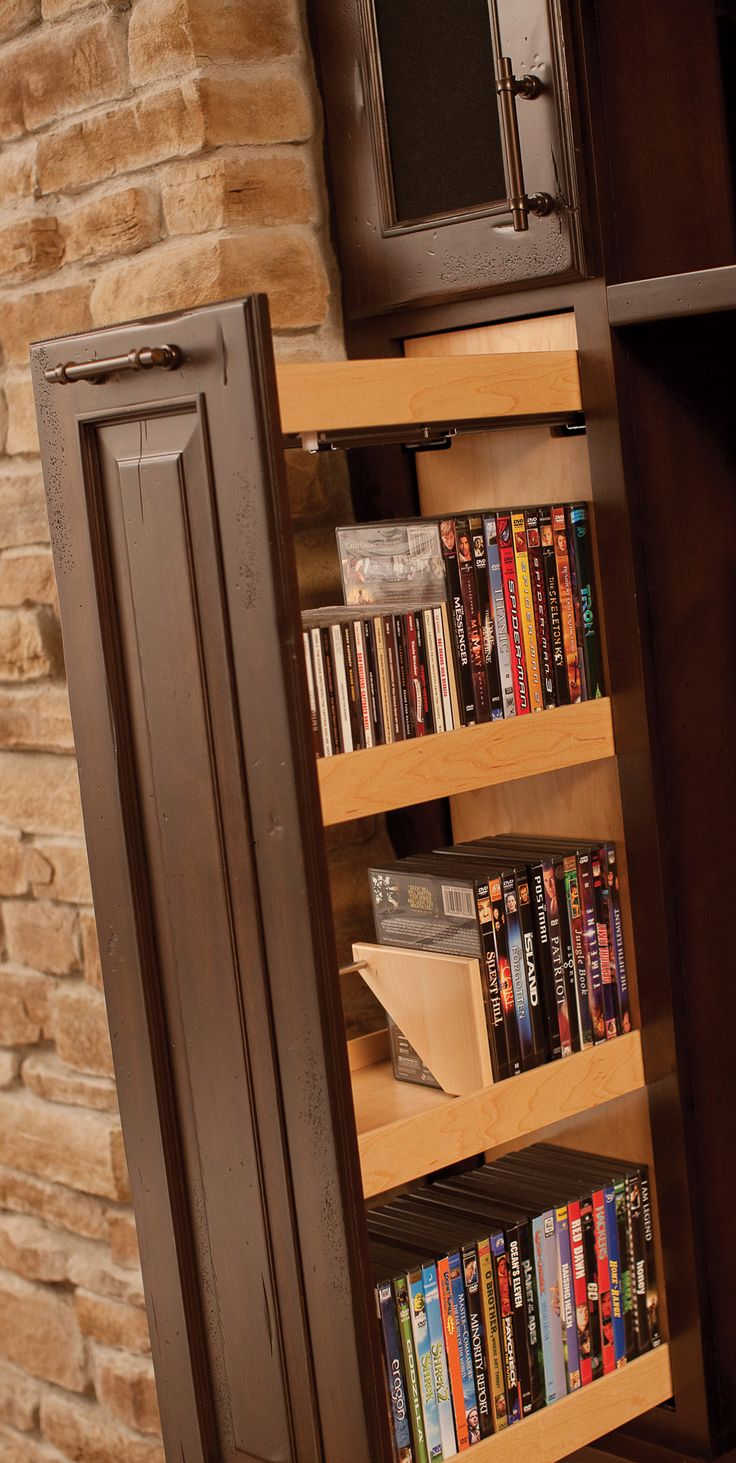 Find this Pin and more on Video Storage. - Best 10+ Dvd Storage Solutions Ideas On Pinterest Dvd Wall Shelf