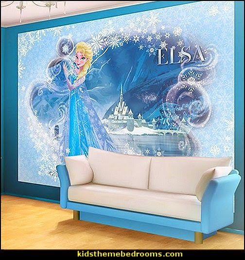 17 Best Ideas About Disney Frozen Bedroom On Pinterest
