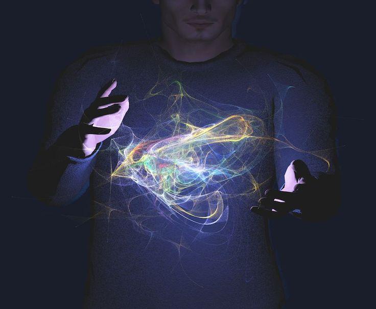 Votre énergie spirituelle émane de votre corps et vous donne une lueur ou une aura radieuse. Elle a peut-être déjà rayonné sur votre visage.