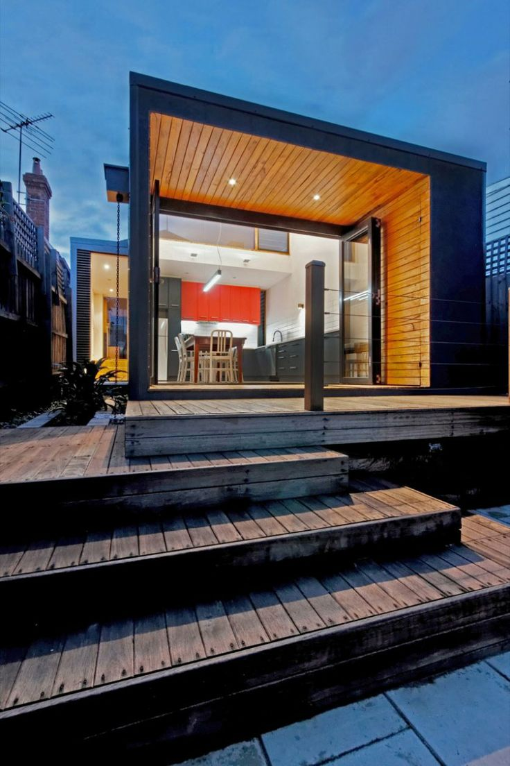 Superb 17 Best Images About Modern Wooden House Design Ideas On Pinterest Largest Home Design Picture Inspirations Pitcheantrous