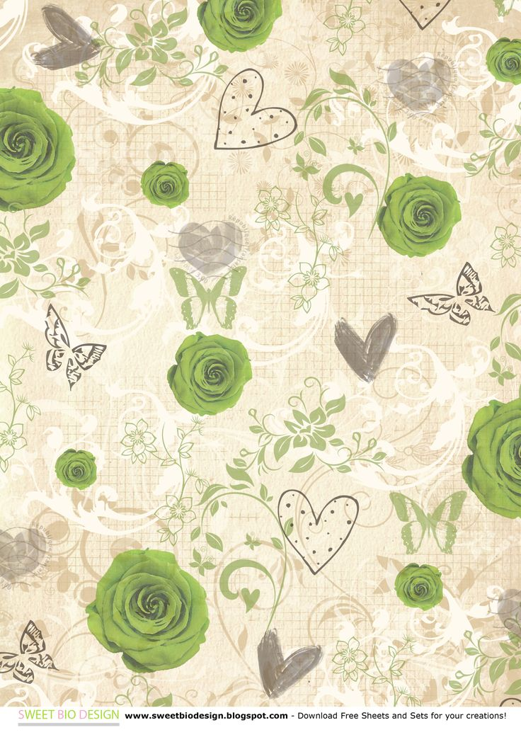 SBDSet di Carte Sweet Timeless - Sweet Timeless  Paper Setby SweetBioDesign