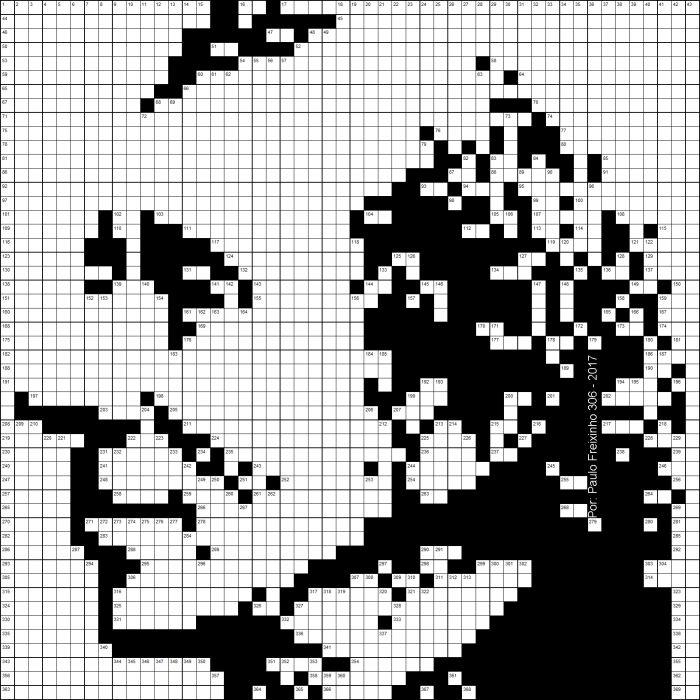 Hans Christian Andersen x-stitch