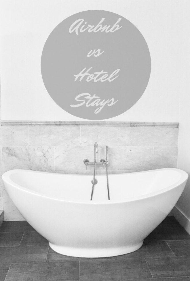 Airbnb versus Hotel Stays