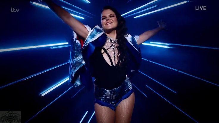 The X Factor UK 2016 Live Shows Week 5 Saara Aalto Just the Intro & Judg...