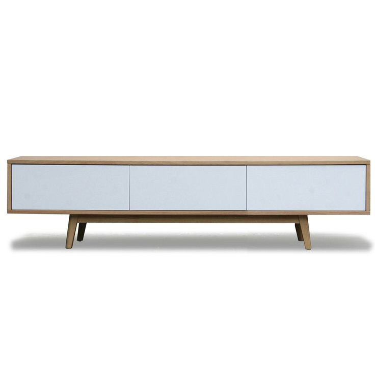Stan tv-dressoir 180 - Vintage tv meubelen - Tv meubel | Zen Lifestyle
