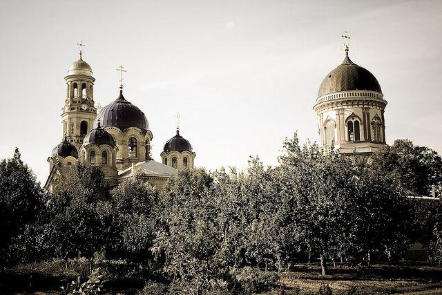 Kitansky Monastery, Moldova/Transnistria.