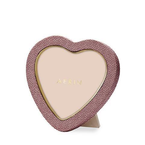Shagreen Heart Frame