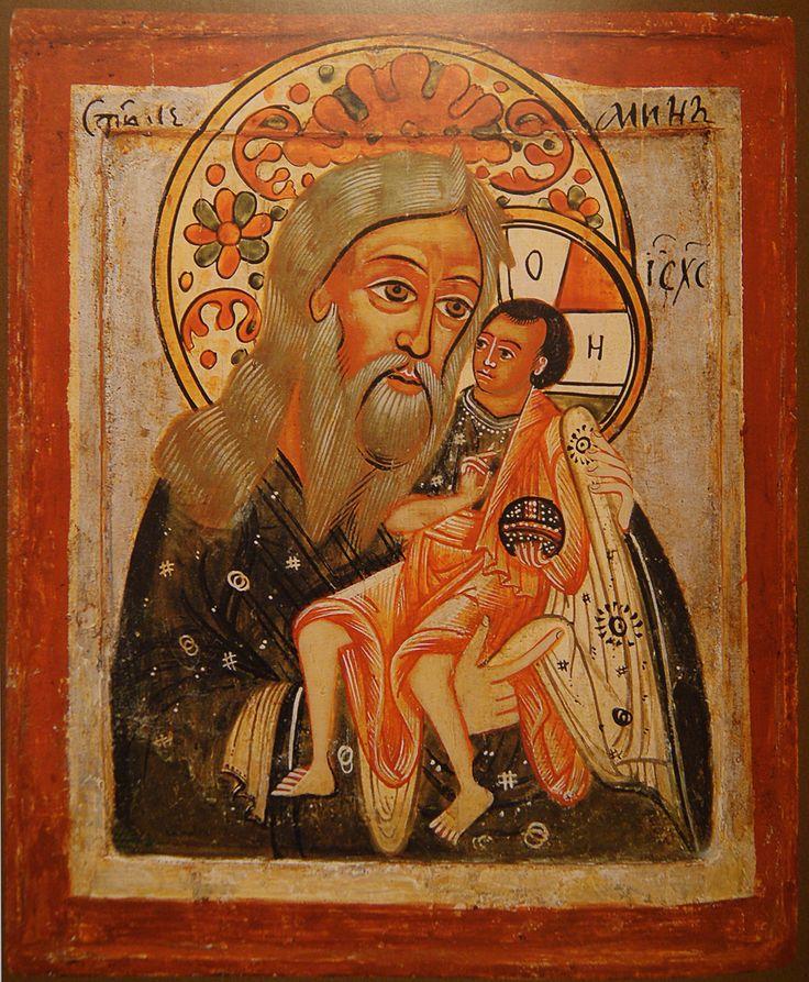 Religious Art: 126 Best Heilige Simeon (Profeet, Nieuwe Theoloog, De