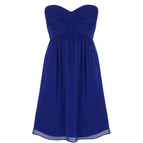Tamara Short Dress found on Polyvore