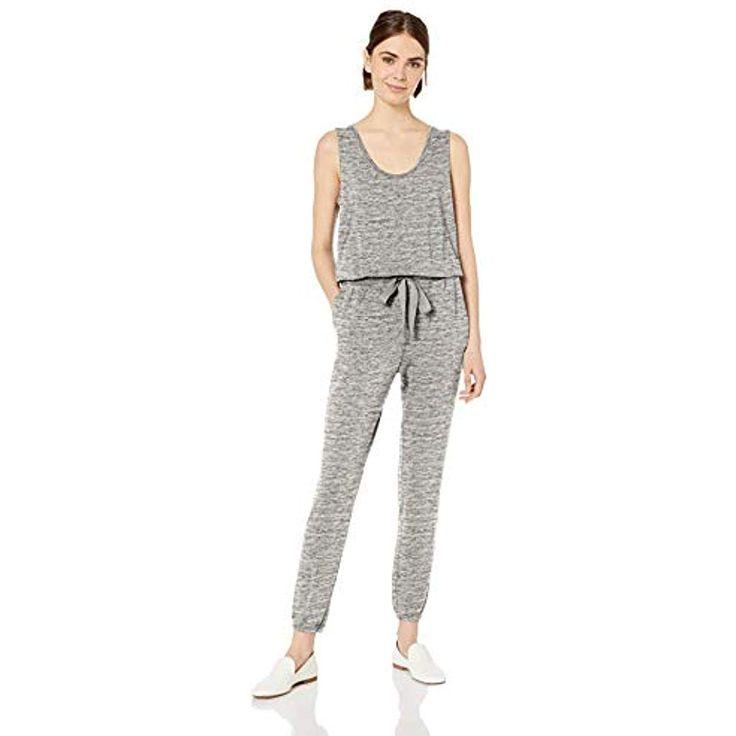 Daily Ritual Damen Supersoft Terry Sleeveless Jumpsuit #Bekleidung #Damen #Pullo… – Damen