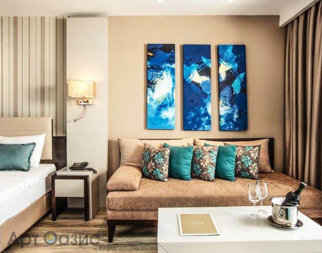 Модульные картины уже настолько плотно вошли в нашу жизнь, что во всём мире шикарные гостиницы, эксклюзивные апартаменты и даже загородные коттеджи уже не могут обойтись без этих ультрамодных интерьерных решений. Этикартины добавят динамики в любой интерьер и создадут в нём уникальный эффект, который способен облагородить весь декор и создать для комнаты особую атмосферу уюта. #artoasis #art #oasis #artoasisru #оазисискусства #мойдекор #мойинтерьер #искусствовдоме #твойоазисискусства…