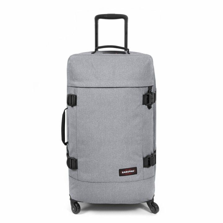 Trans4 M Sunday Grey Luggage by Eastpak - Front view