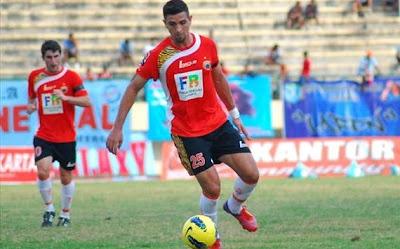Persija Jakarta Taklukkan Pelita Jaya Dengan Skor 2 - 1