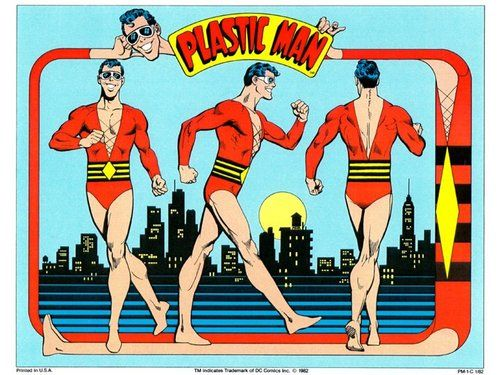 The DC Comics Style Guide // artwork by Jose Luis Garcia Lopez (1982)  (500×375)