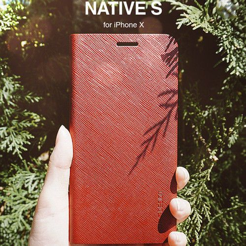 Verus Native S Leather Case iPhone X Case iPhone 10 Case 3 Colors made in Korea #Verus