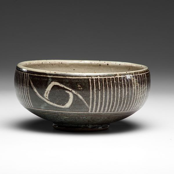 Bernard Leach  (1887-1979; Hong Kong/Britain) (5/9/2014 - Cowans + Clark + DelVecchio Modern: Live Salesroom Auction)