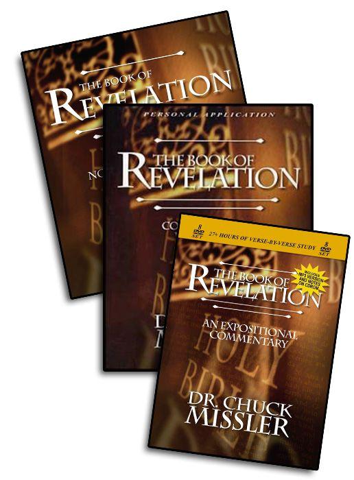 Revelation Commentary Study Set: Koinonia House Resource Center