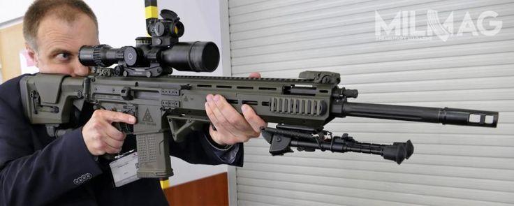 ZMT przedstawił na MSPO zgrabną, przemyślaną rodzinę samopowtarzalnych karabinów wyborowych SKW. Pozornie zachowują one układ AR-10/AR-15, jednak są od nich całkowicie odmienne konstrukcyjne. Zachowano natomiast możliwość stosowania komercyjnych dodatków systemu AR, w tym mechanizmów spustowo-uderzeniowych