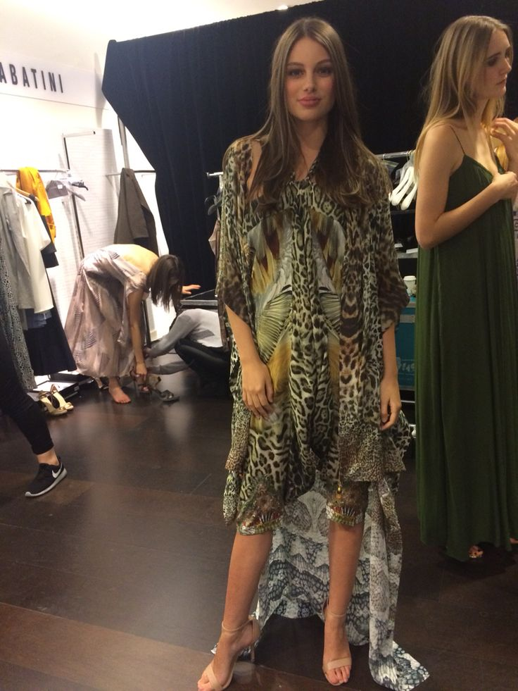 David Jones SS15 launch.  06/08/15 Stylist: Styled By Us And Them  Model: Sarah  Love these Camilla pants worn as a Jumpsuit
