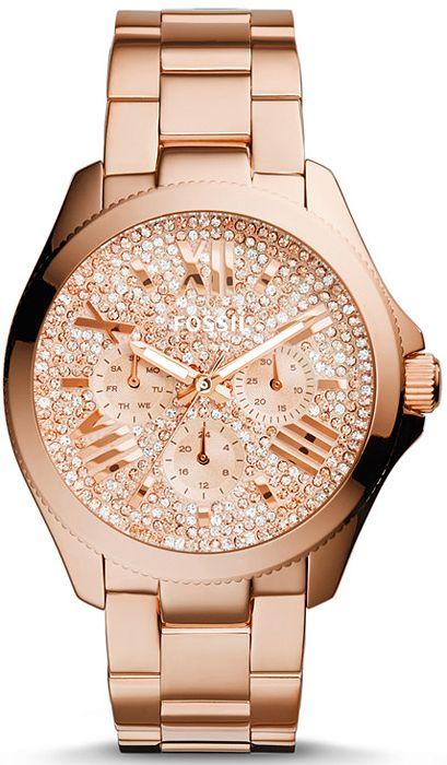 Zegarek damski Fossil Ladies Dress AM4604 - sklep internetowy www.zegarek.net