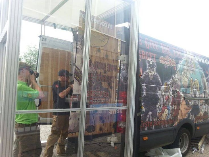 Hier einige Impressionen vom Sommerfest des Verlag J. Neumann-Neudamm AG und unserem DAGRECKER Truck. Es wird ordentlich gegreckert!