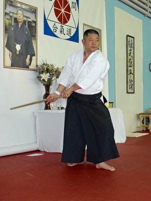 Aikido  Mendoza Iwama : El mejor Aikido del mundo. Saito Hitohira sensei.