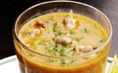 Receita de caldinho de feijão, de sururu, de 'vaca atolada', de mocotó com feijão branco e de caldo verde light.