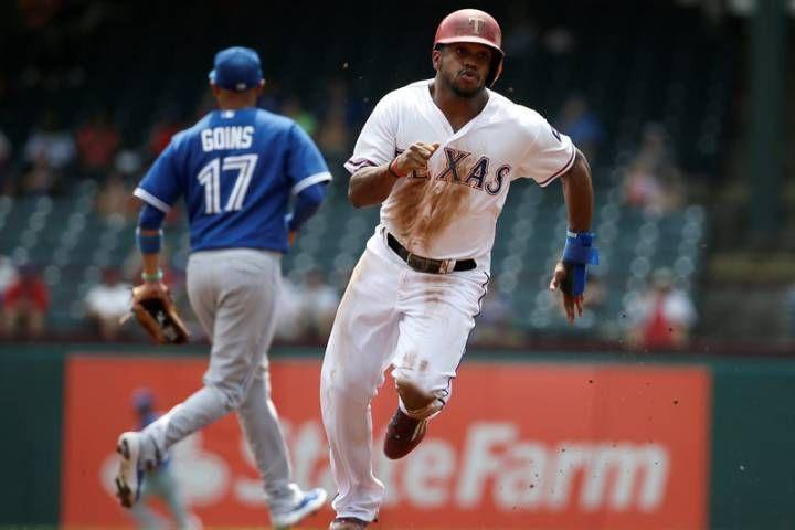MLB: Texas Rangers at Toronto Blue Jays Game 5 ALDS http://www.best-sports-gambling-sites.com/Blog/baseball/mlb-texas-rangers-at-toronto-blue-jays-game-5-alds/  #baseball #BlueJays #MLB #rangers #texasrangers #TorontoBlueJays