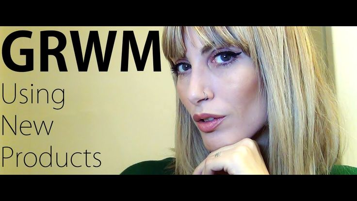 GRWM Using New Products | MICHELA ismyname ♥