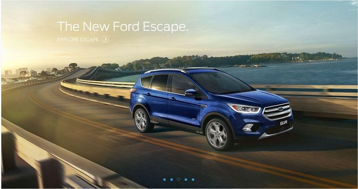 Bolder, Sportier And More Refined – The New Ford Escape  Bolder. Sportier. More refined. The Escape's new exterior design stands out from the rest – whether in the city or on a weekend family getaway. Complemented with a distinctively stylish and comfortable cabin, the Ford Escape is ready for some serious fun.  Click here to learn more... http://adrianbriencars.com.au/blog/5780/bolder-sportier-and-more-refined-the-new-ford-escape/