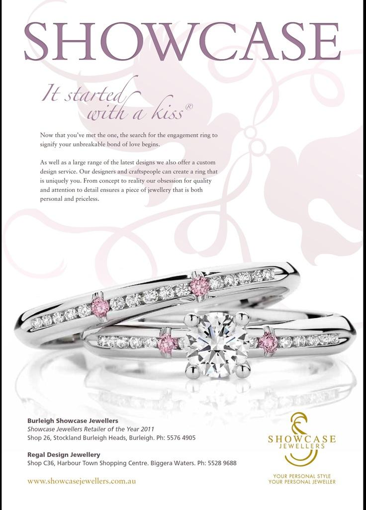 Wedding Magazine - Showcase Jewellers