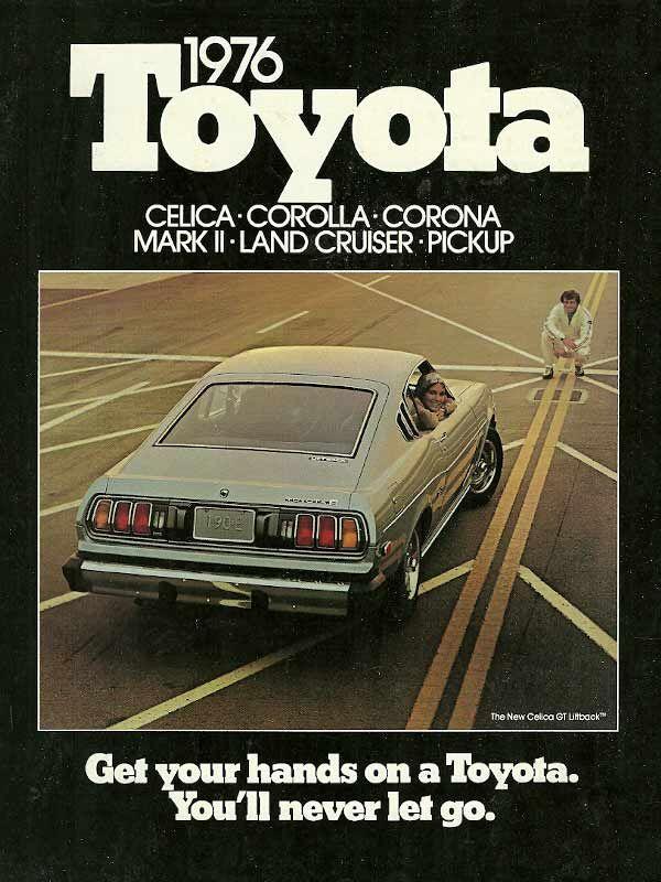 1976 Toyota Ad