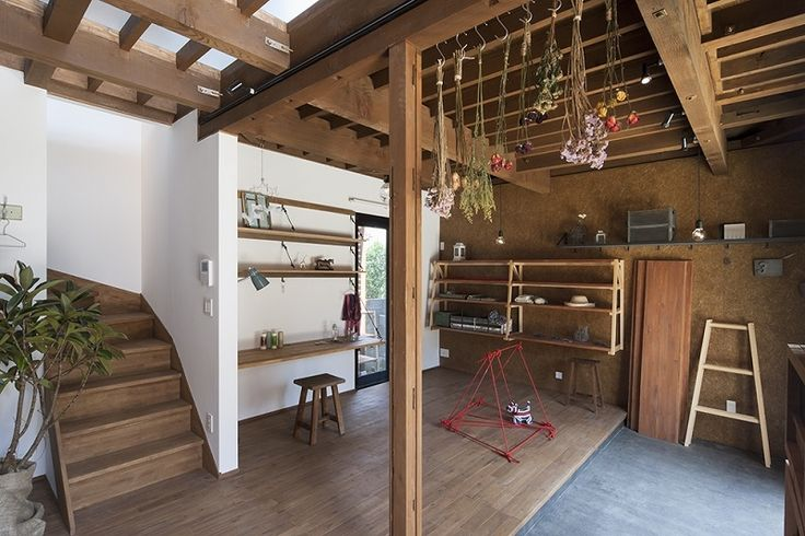玄関事例:玄関(中古戸建てリノベの既成概念を変えるモデルケース)