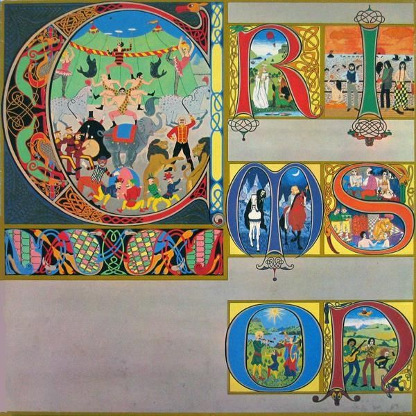 King Crimson - Lizard: buy LP, Album at Discogs