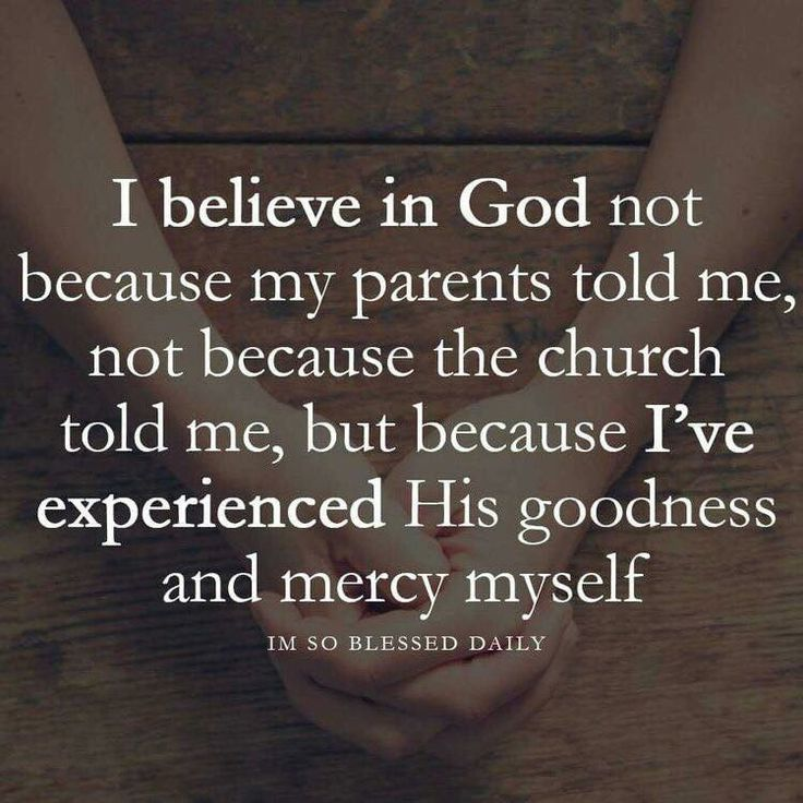 I so want this for my daughters.  I don't want to preach, I want to reflect the goodness love and mercy of God, because I've experienced all of this.  Let them see you.
