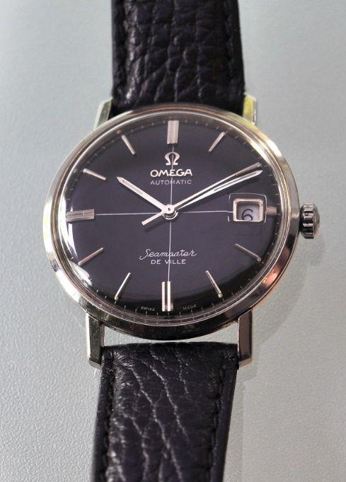 Draper's Watch Omega Seamaster De Ville