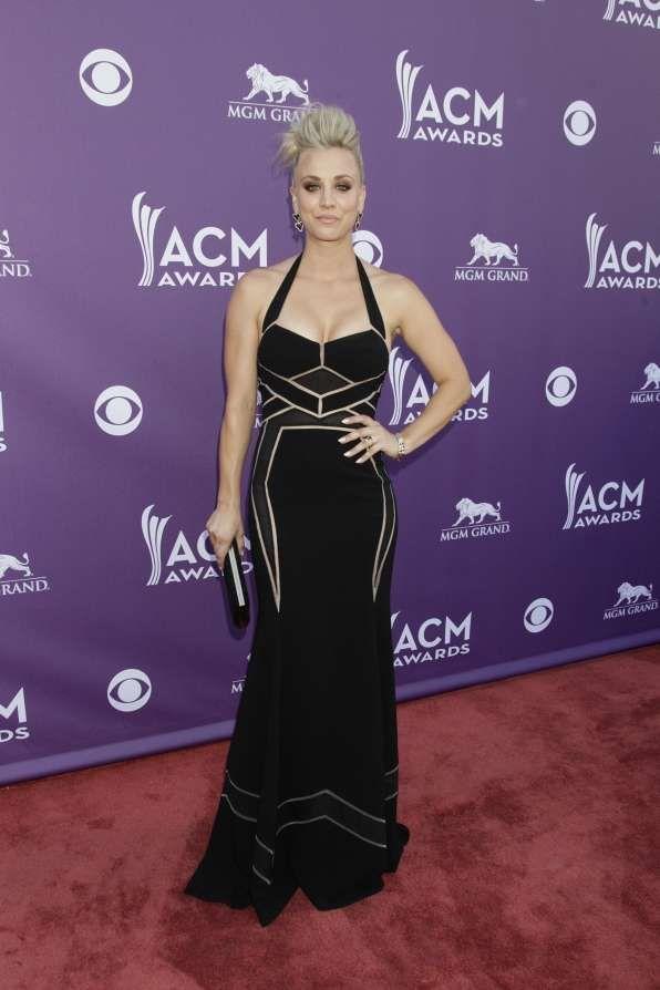 Kaley Cuoco at AMC Awards 2016