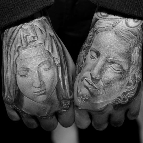 Tatuagem vira obra de arte em museu na Califórnia - Fotos - UOL Entretenimento