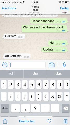 #Neue #Funktion: #Blaue #Haekchen bei #WhatsApp: Was #bedeutet das?