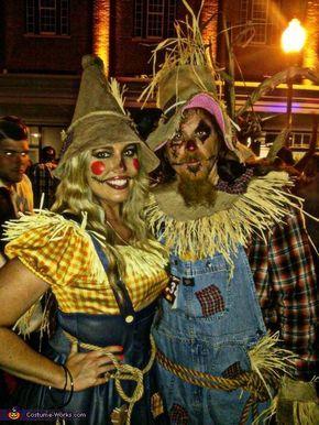 ScareCrows - Halloween Costume Contest via @costume_works