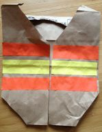 Construction vest craft