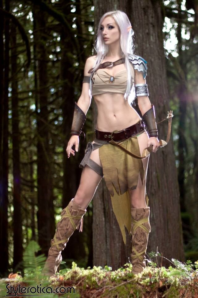 kamikame-cosplay:Kato as a woodland elf.Photo by Alternate History Photography  Photos added