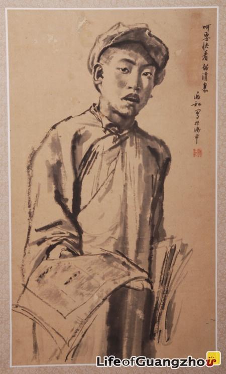 Jiang Zhaohe Traditional Art Exhibition_Life of Guangzhou