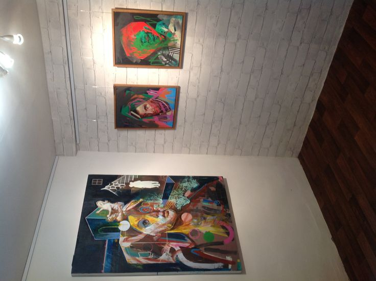 Exhibition at Workhouse Gallery, Harrogate