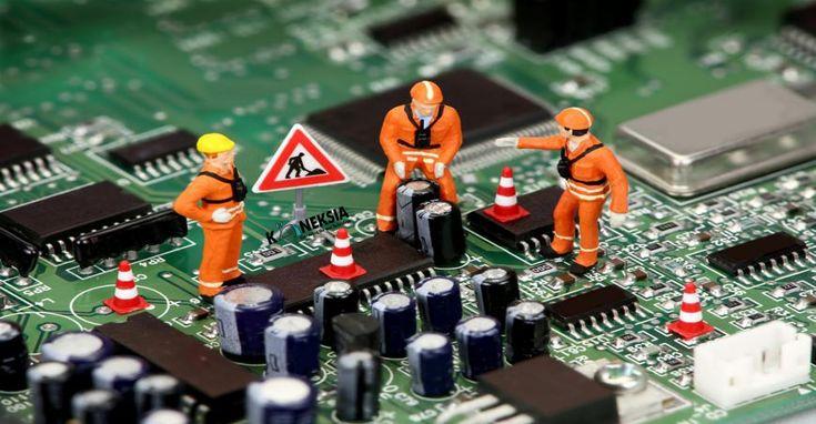 Cara mudah merawat dan membersihkan komponen komputer dan cpu laptop dari debu dengan benar dan baik. Alat untuk membersihkan motherboard komputer laptop