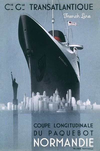 Image result for vintage cruise posters