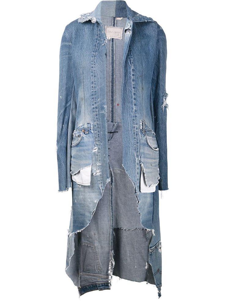 Greg Lauren 'the 501' Dickens Jacket - - Farfetch.com
